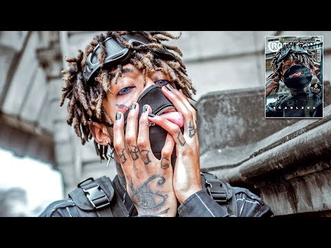 This Is Trap Metal. Welcome Scarlxrd To The Cover Of Rock Sound