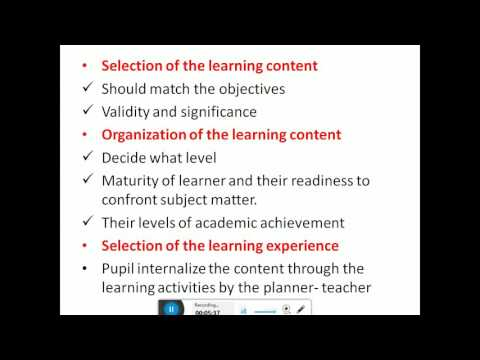 Hilda taba's model of curriculum 1st part youtube.