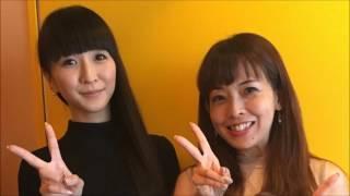 2016年9月29日15時から放送、FM滋賀 「charge!」 かしゆかさん出演部分...