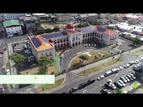 Energy priorities of Guyana's Vision 2040