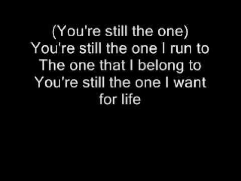 Shania twain still the one lyrics