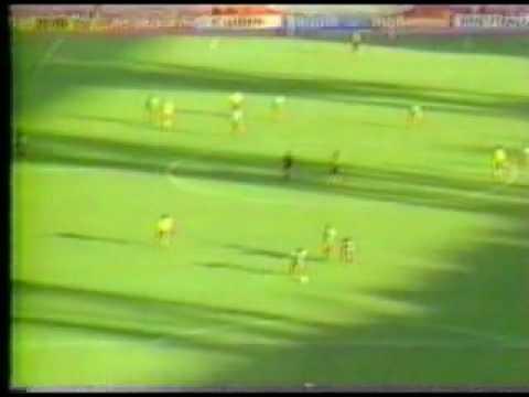 MUNDIAL ITALIA 90 - Colombia vs. Camerun