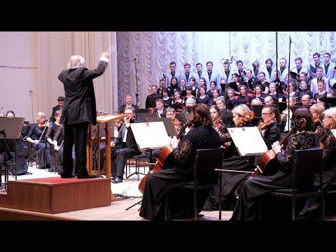 Академический симфонический оркестр и Хор ННГУ исполнили «Пер Гюнта» в филармонии