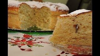 βασιλόπιτα Νο1 αρωματική και αφράτη εύκολη συνταγή cuzinagias  vasilopita recipe