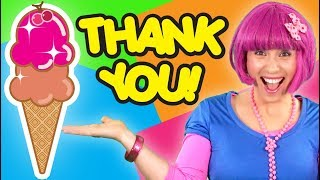 Please and Thank You Song  | Nursery Rhymes and Kids Song | Five Finger Family | Debbie Doo