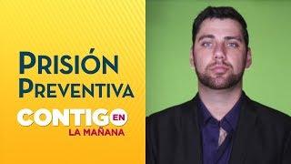 Prisión preventiva para concejal RN acusado de liderar banda de saqueadores en La Calera