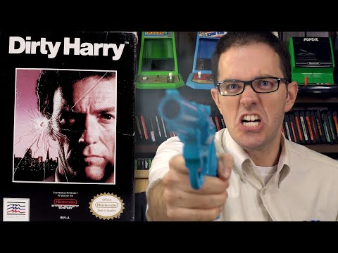 Dirty Harry (NES) Angry Video Game Nerd: Episode 157