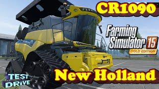 "[""FarmingSimulator 2015 Gold Edition"", ""New Holland CR1090""]"