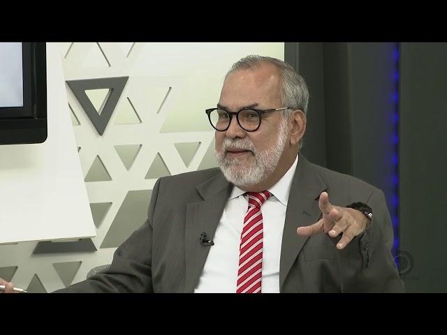 Ricardo Mota Entrevista - Bloco 1