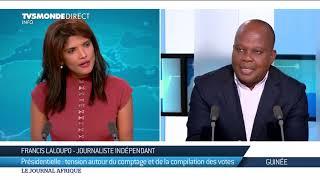 Guinée - Cellou Dalein Diallo se déclare vainqueur !