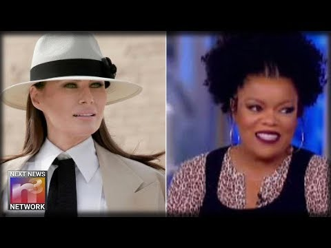 "BACK AT IT! Sick CLUCKS On 'The View"" Accuses First Lady Melania Trump of Being SOMETHING ABHORRENT"