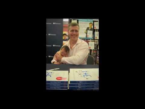 Brett Alegre-Wood Book Signing Kinokuniya Singapore 2011