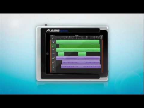 Alesis iO Dock: Recording MIDI