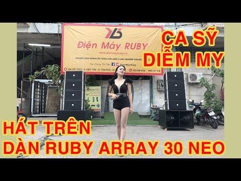 Dàn Aray 30 Đơn Neo Cao Cấp | Điện Máy Ruby |