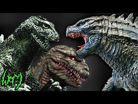 All Godzillas!  Movies