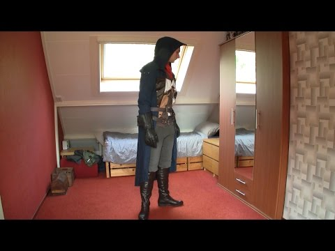 Arno costume (ACU): full costume