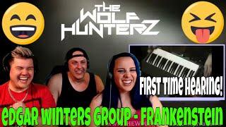Frankenstein . Edgar Winters Group . 1973   THE WOLF HUNTERZ Jon Travis and Suzi Reaction