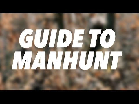 HOW TO WIN MANHUNT (Complete guide) |