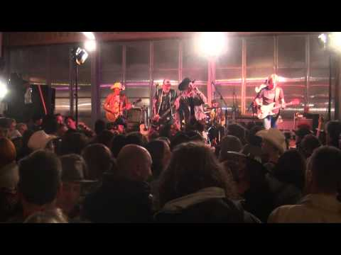 NightHawk Band, Engadiner Country Fest 2013, Teil 1, Bühnen Action & Power