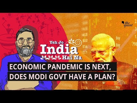 Not Just Coronavirus, India's 2nd Big Battle Is Economic Pandemic | The Quint