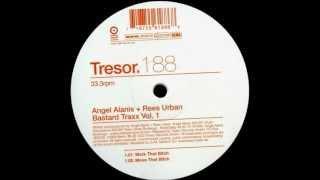 "Pair of Jacks [Angel Alanis & Rees Urban] - Bastard Traxx Vol.1 - ""Move That Bitch"" - Tresor"