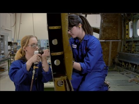 Aircraft Structures Technician