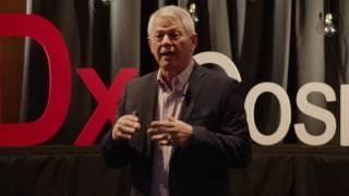 12 Key Metrics That Will Transform Workplace Safety | Dr. Chuck Coker | TEDxCosmoPark