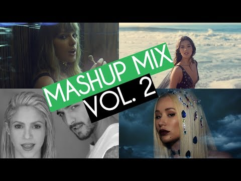 Best Pop Mashup Mix Vol. 2 (2018)