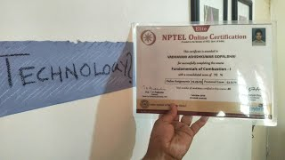 Tips for selecting NPTEL course || How to select a best course for Nptel Exam || NPTEL IIT | SWAYAM thumbnail