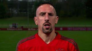 Football: Ribéry a présenté ses excuses à Patrick Guillou