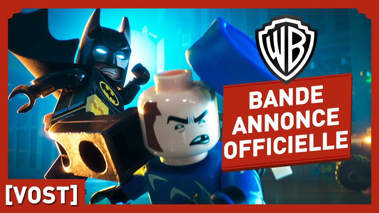 LEGO BATMAN, LE FILM - Bande Annonce Officielle 2 (VOST)