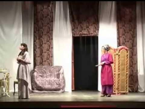 La palla al piede 2° atto - Georges Feydeau - marzo 2013