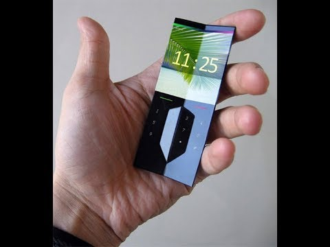 Worlds Slimmest Phone