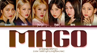 Download lagu GFRIEND MAGO Lyrics (여자친구 MAGO 가사) (Color Coded Lyrics)