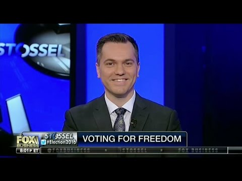 Libertarian Party Presidential Candidate Austin Petersen on John Stossel