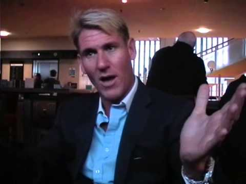 In Conversation with Simon Jordan, former owner of Crystal Palace Football Club
