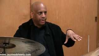 Billy Drummond on Billy Higgins