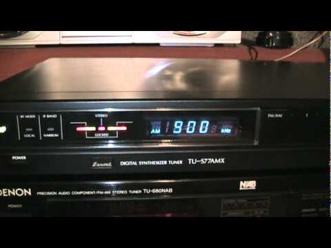 900 CHML hi-fi wideband AM radio via skywave