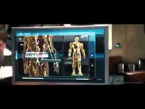 Iron Man 4 Trailer 2014