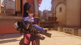 12 Minutes of Overwatch PS4 Gameplay - 60 FPS
