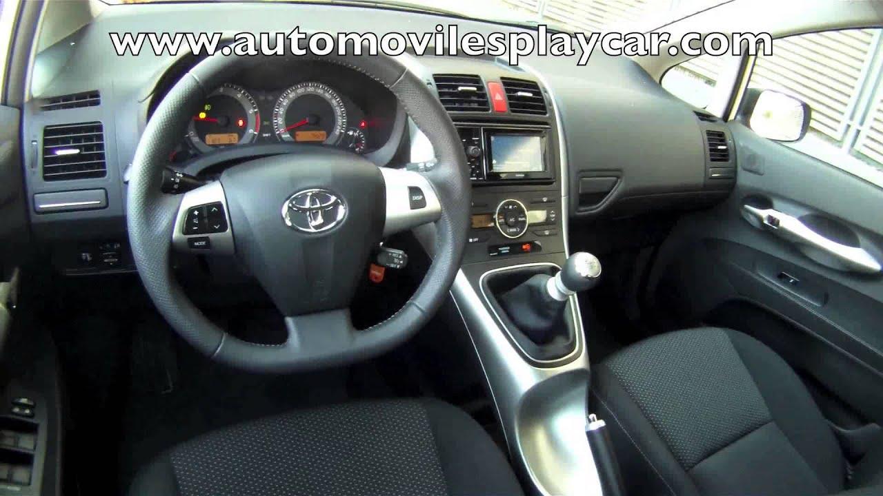 Toyota Auris 1 4 D4d Active Skypack Youtube