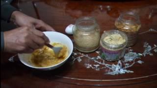 原始小舖-薑粉拌麵吃法