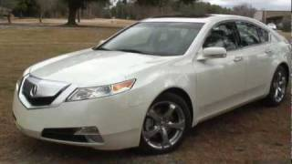 2010 Acura TL SH-AWD, Detailed  Walk Around