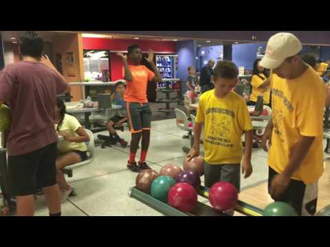 Bloomington Christian School Summer Day Camp Bowling