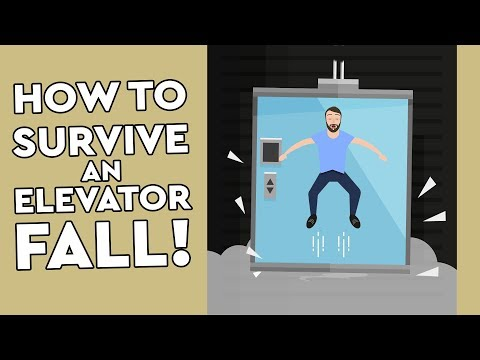 Can You Survive An Elevator Fall By...