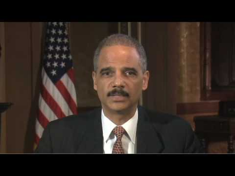 Attorney General Eric Holder's message to the Department of Justice