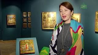 Выставка Белоликих образов горнозаводского Урала в Москве