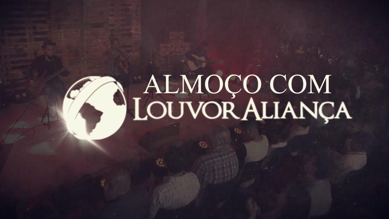 🔴Almoço com Aliança - Cante #comigo #almococomalianca  #louvores #adoração #musica#gospel