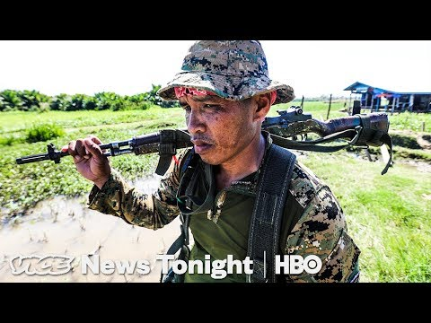 Philippines Special Forces Are On The Hunt For ISIS Militants (HBO)