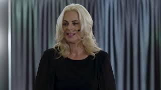 Nothing Bad Happens Behind Pretty Doors | Marnie Grundman | TEDxTrinityBellwoods